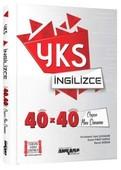 YKS İngilizce 40x40 Özgün Mini Deneme
