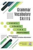 Grammar Vocabulary Skills-YKSDİL YÖKDİL YDS Proficiency