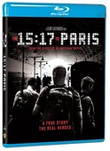 15:17 To Paris - 15:17 Paris Treni (Blu-ray)