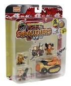 Smalldiers-Figür Asker Set 6Lı