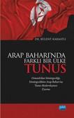 Arap Baharı'nda Farklı Bir Ülke-Tunus