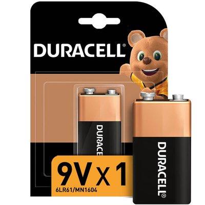 Duracell Ultra 9 Volt Pil 1 li (15037935)
