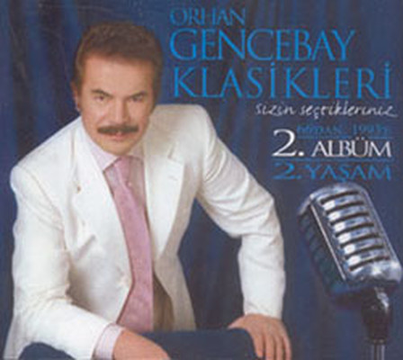 Orhan Gencebay Klasikleri 2 2 CD BOX SET