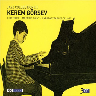 Kerem Görsev Jazz Collection Vol.3 3 CD BOX SET