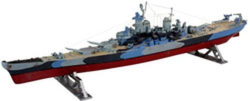 Revell Gemi Maket Battleship USS Missouri 1:535 05092