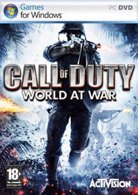 Call of Duty: World At War PC