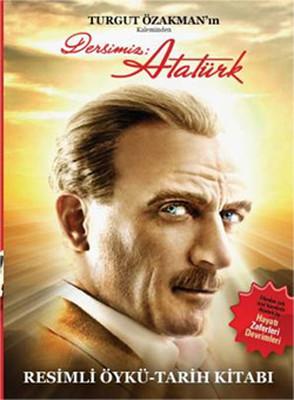 Dersimiz Atatürk Resimli Öykü Kitabı