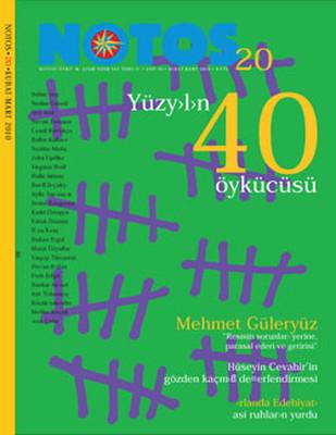 Notos Öykü 20 - Yüzyılın 40 Öykücüsü