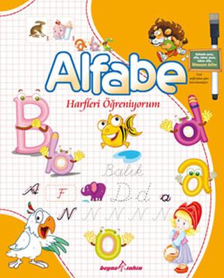 Alfabe - Harfleri Öğreniyorum DVD+Kalem