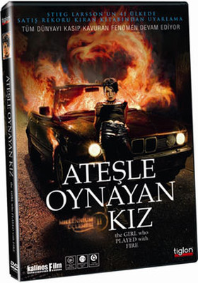 Girl Who Played With Fire - Ateşle Oynayan Kız
