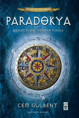 Paradokya Adalet Yıldızı ve Kayıp Pusula - Gecenin Gizemli Oyunu Serisi 1.Kitap