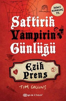 Saftirik Vampirin Günlüğü 2 - Ezik Prens