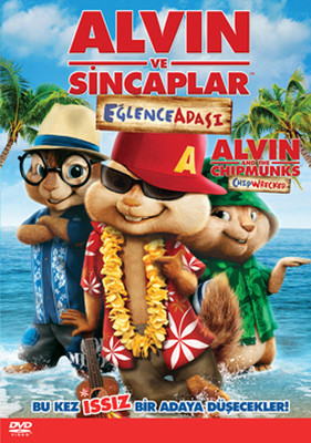 Alvin and The Chipmunks:Chipwrecked - Alvin ve Sincaplar: Eğlence Adası