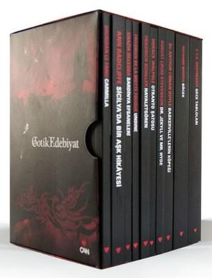 Gotik Edebiyatı (10 Kitap Takım)