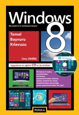 Windows 8 Temel Başvuru Kılavuzu - Cd Hediyeli