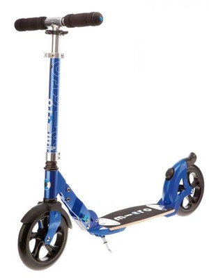 Micro Scooter Flex Blue 200 mm Mcr.Sa0038