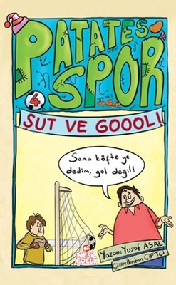 Patatesspor 4 - Şut ve Goool