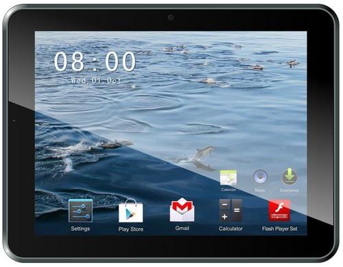"Hometech T800 IPS 8"" Tablet Pc Siyah"