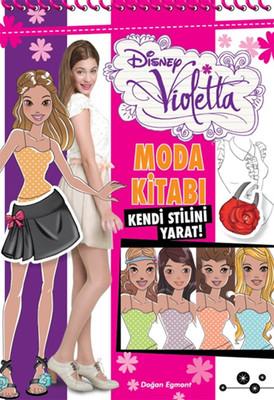 Disney Violetta - Moda Kitabı