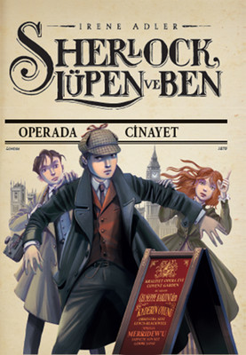 Sherlock, Lüpen ve Ben 2 - Operada Cinayet