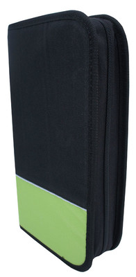 Lizer NJP80-1 80 li Yeşil-Siyah CD Çantası