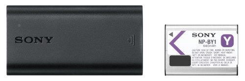 Sony Action Cam İçin Batarya +Charger ACCTRDCY.CE