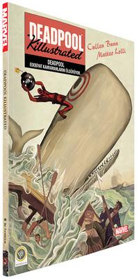 Deadpool - Edebiyat Kahramanlarını Öldürüyor