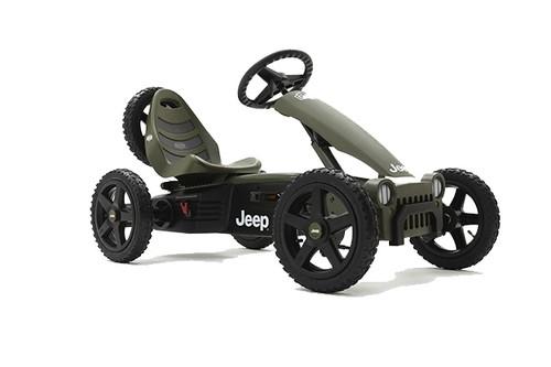 BERG Jeep Adventure Go-Kart 12002