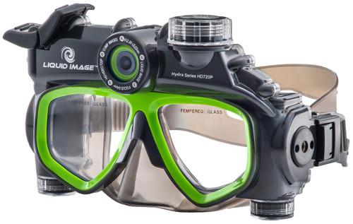 Liquid Image Hydra Dalış Kamerası-Yeşil 305G