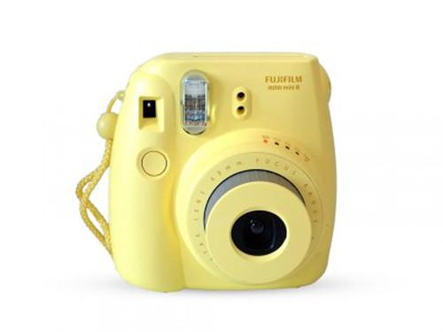 Fujifilm Instax Mini 8 Yellow Kamera