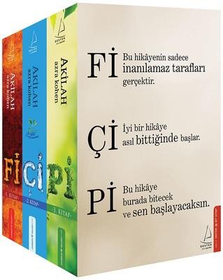Fi-Çi-Pi 3 Kitap Takım