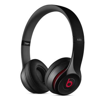 Beats Solo 2, Control Talk, OE, Gloss Black MH8W2ZE/A
