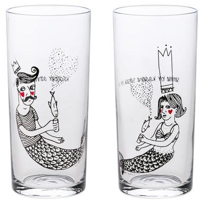 Tosbaa Rakı Bardağı 2Li Zevk-İ Sefa Std