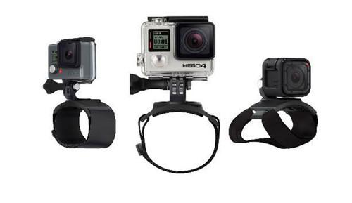 GoPro Bağlantı Parçası Vücut Bandı (El, Bilek, Kol, Bacak İçin) 5GPR/AHWBM-001