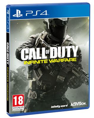 Call Of Duty Infinite Warfare, Ps4