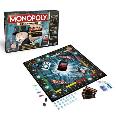 Monopoly Dijital Bankacılık B6677
