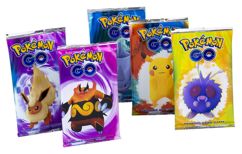 Pokemon Go Booster Paket 36D. 85656