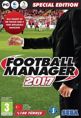 Football Manager 2017 Special E PC