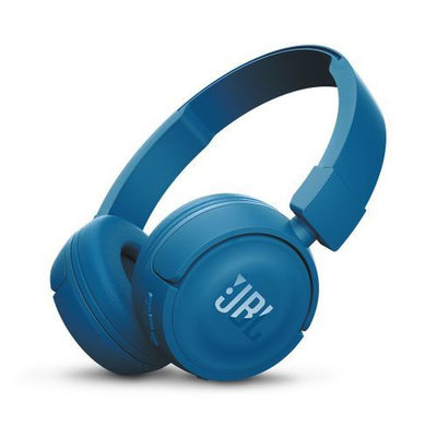 JBL T450BT Wireless Kulaklik CT OE Mavi - JB.JBLT450BTBLU