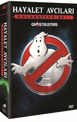 Ghostbusters 3 Disk Box Set