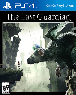 The Last Guardian PS4