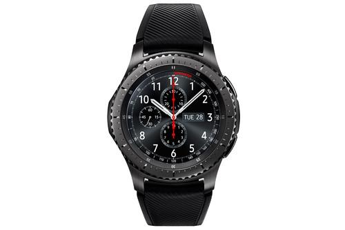 Samsung Gear S3 Frontier Dark Gray -SM-R760NDAATUR