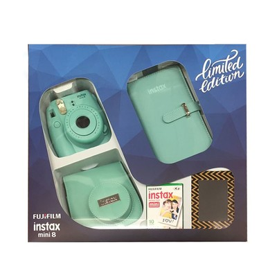 Fuji Instax Mini 8 Mint Box