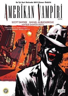 Amerikan Vampiri Cilt 2