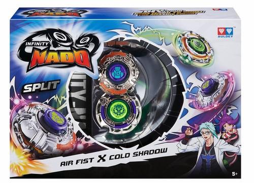 Auldey Infinity Nado Spl.Mtl.2Li AF&CS24603