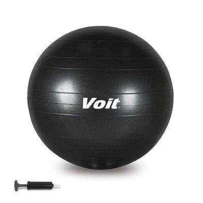 Voit Gymball 55 Cm Siyah Pompalı 1VTKAGYM/55C-052-P