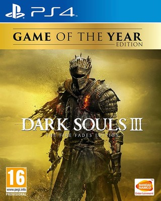 PS4 Dark Souls III : Goty Ps4