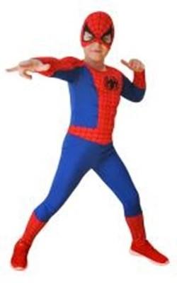 Disney-Kostüm Spider.Kaslı7-9y.880