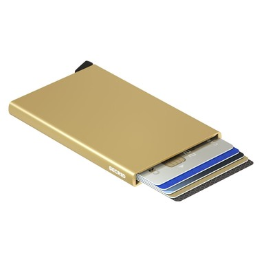 Secrid Card Protector Gold