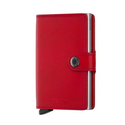 Secrid Miniwallet Original Red Lıpstıck